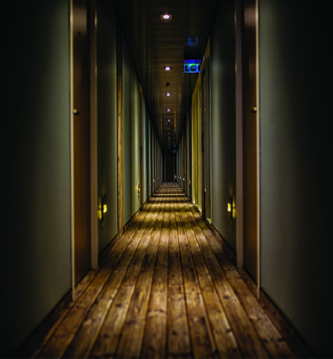 Is your hotel adequately secure from Blackouts, Fires Or Other Mishaps?