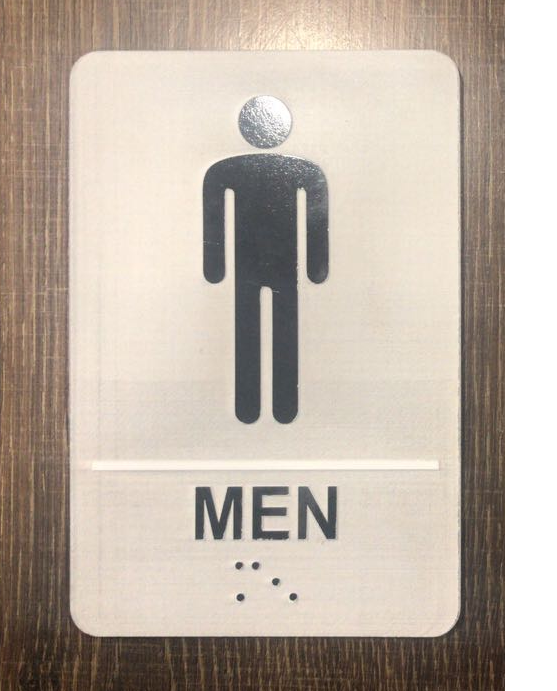 Braille Signages
