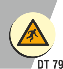 Route Markers Dots