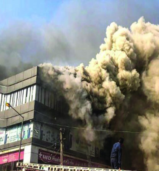 Surat fire: yet another tale of negligence, apathy, cynicism and systemic failure