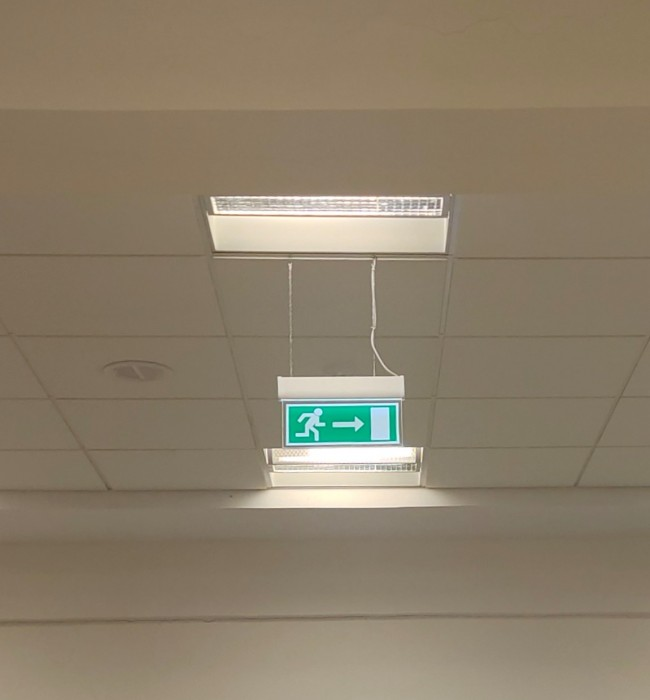 PROLITE HELPS YOU SEE THE RIGHT SIGN, AT THE RIGHT PLACE, AT THE RIGHT TIME.