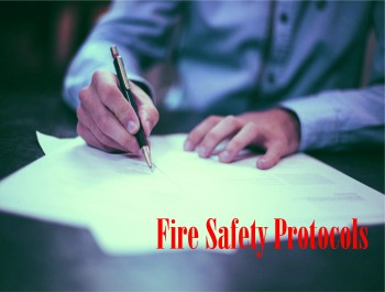 FIRE SAFETY CERTIFICATION VIA ONLINE APPLICATIONS IS A DEADLY COCKTAIL