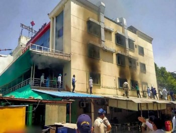 ANOTHER HOSPITAL FIRE AND HC PUTS HOSPITALS ON NOTICE ON THE ISSUE OF STRICT OBSERVANCE OF SAFETY PROTOCOLS