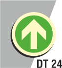 Route Markers and Dots